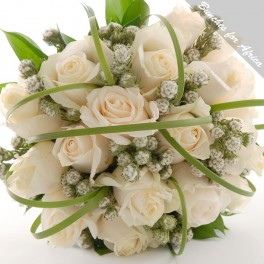 Roses Bridal Bouquet