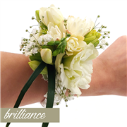 Brilliance Wrist Corsage
