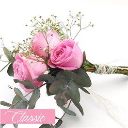 Classic (Roses/Gerberas/Carnation)