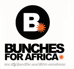 Bunches for Africa Logo