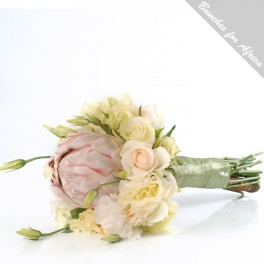Protea Haze Bridal Bouquet