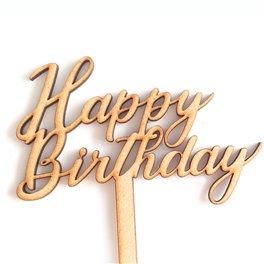 Happy Birthday Pic (36cm)