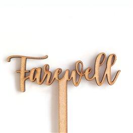 Farewell Pic (36cm)
