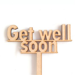 Get Well Soon Pic (36cm)