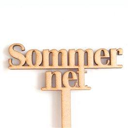 Sommer Net Pic (36cm)