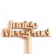 Innige Meegevoel Pic (36cm)