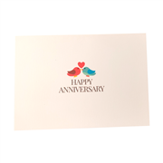 Happy Anniversary Card A6