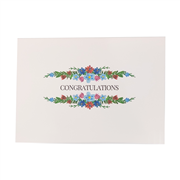 Congratulations Card A6