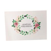 Geseënde Verjaarsdag Card A6