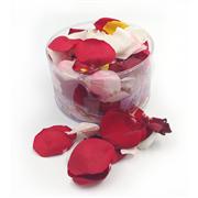 Rose Petals in a Tub