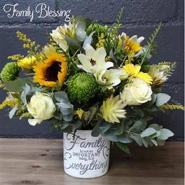 Family Blessing Pot