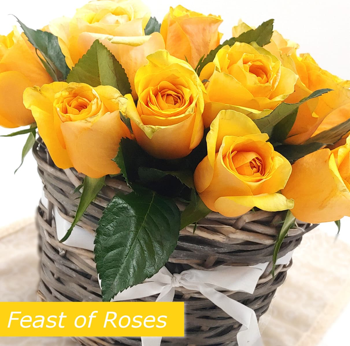 Bunches for Africa Western Cape Feast of Roses