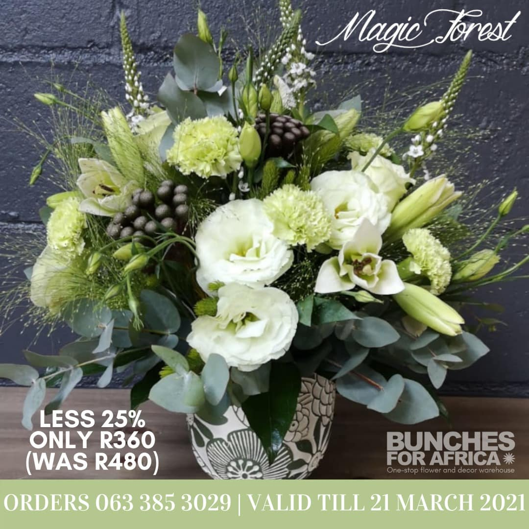Magic Forest Bouquet Bunches for Africa